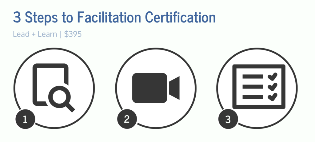 Crossing Capital Group Three Steps to Facilitation Certification