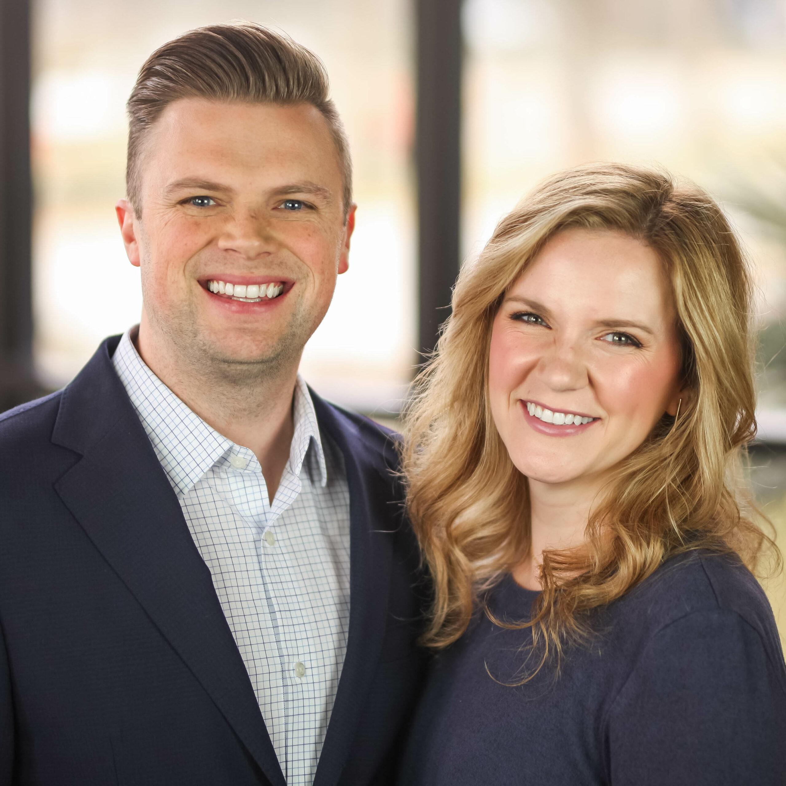 Josh Pierce and Brooke Pierce