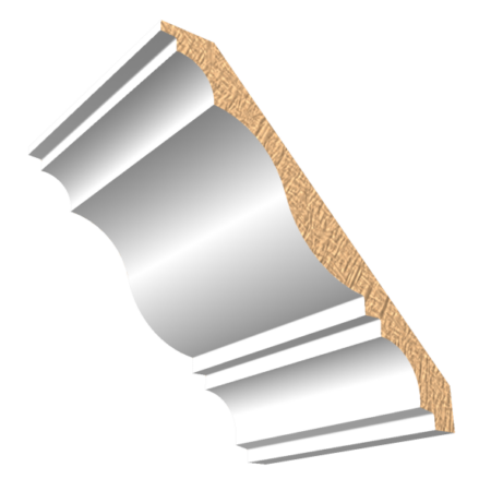 #614 Crown Molding