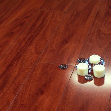 Parkay Gloss Mahogany - 12.3mm