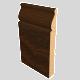 Laminated Baseboard Espresso #4386