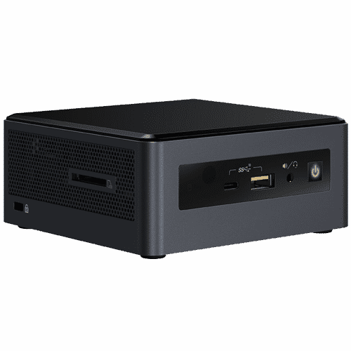 Mini Barebone Intel NUC8I5INHX, Intel Core i5-8265U 1.60GHz, 8GB LPDDR3