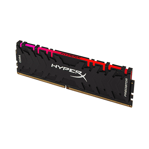Memoria Kingston HyperX Predator, 8GB, DDR4, 3000 MHz, PC4-24000, CL-15, 1.35V