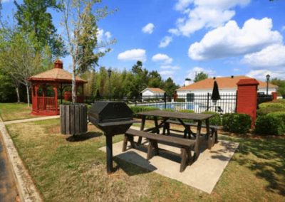 lanier-outdoorgrill area