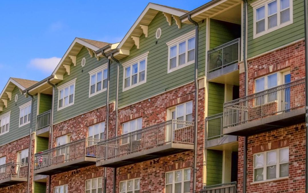 Why Smart Investors Are Rushing Back To Multifamily