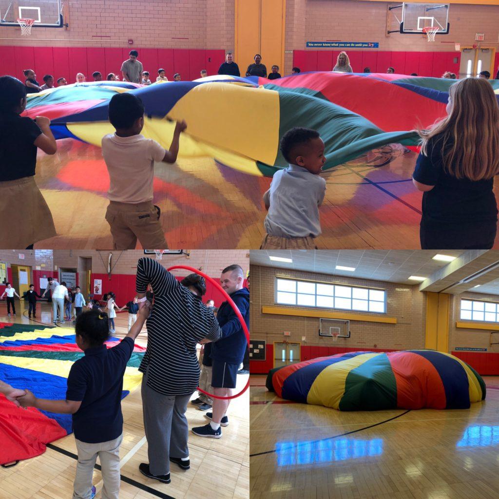 First Grade Parent Event