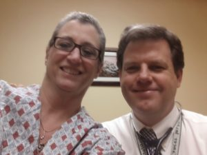 Dr. Donnegan My Oncologist! GBMC