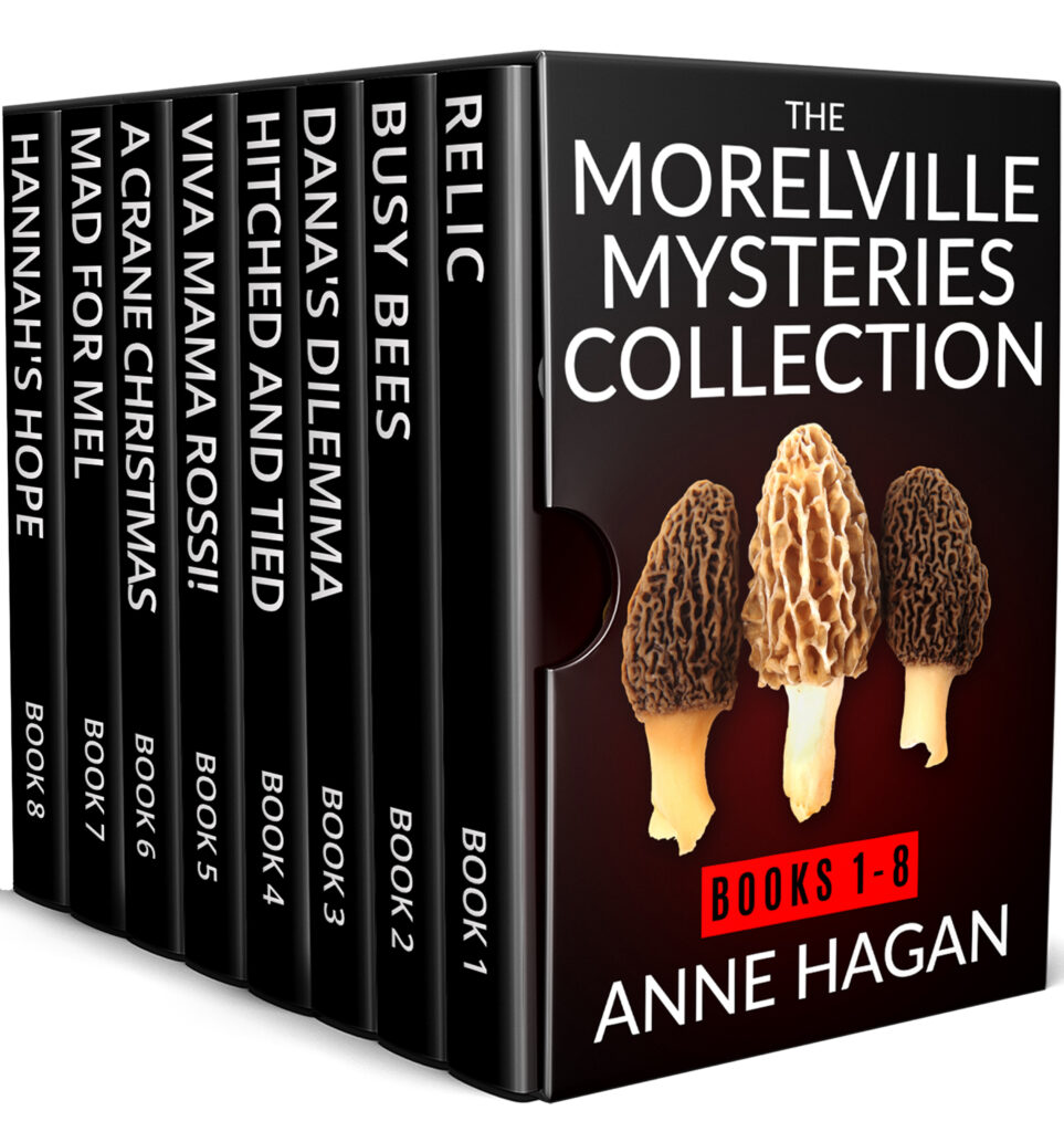 The Morelville Mysteries Collection Box Set
