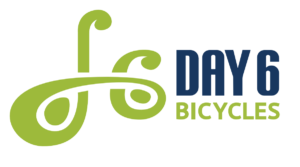 Day 6 Bicycles Logo