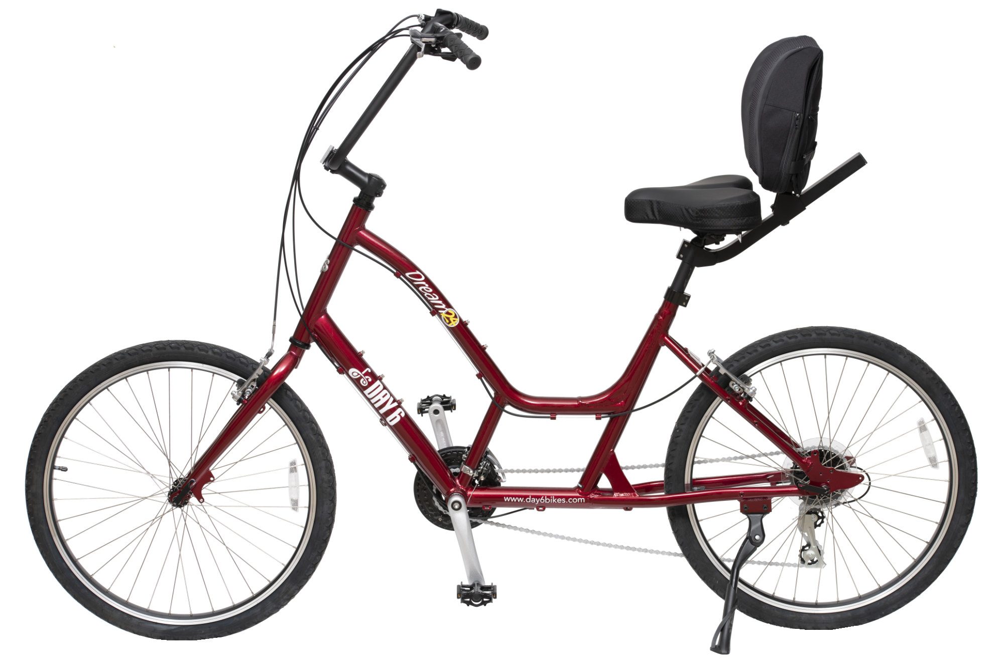Dream24/Extra Large/Red Raspberry/Sport Seat