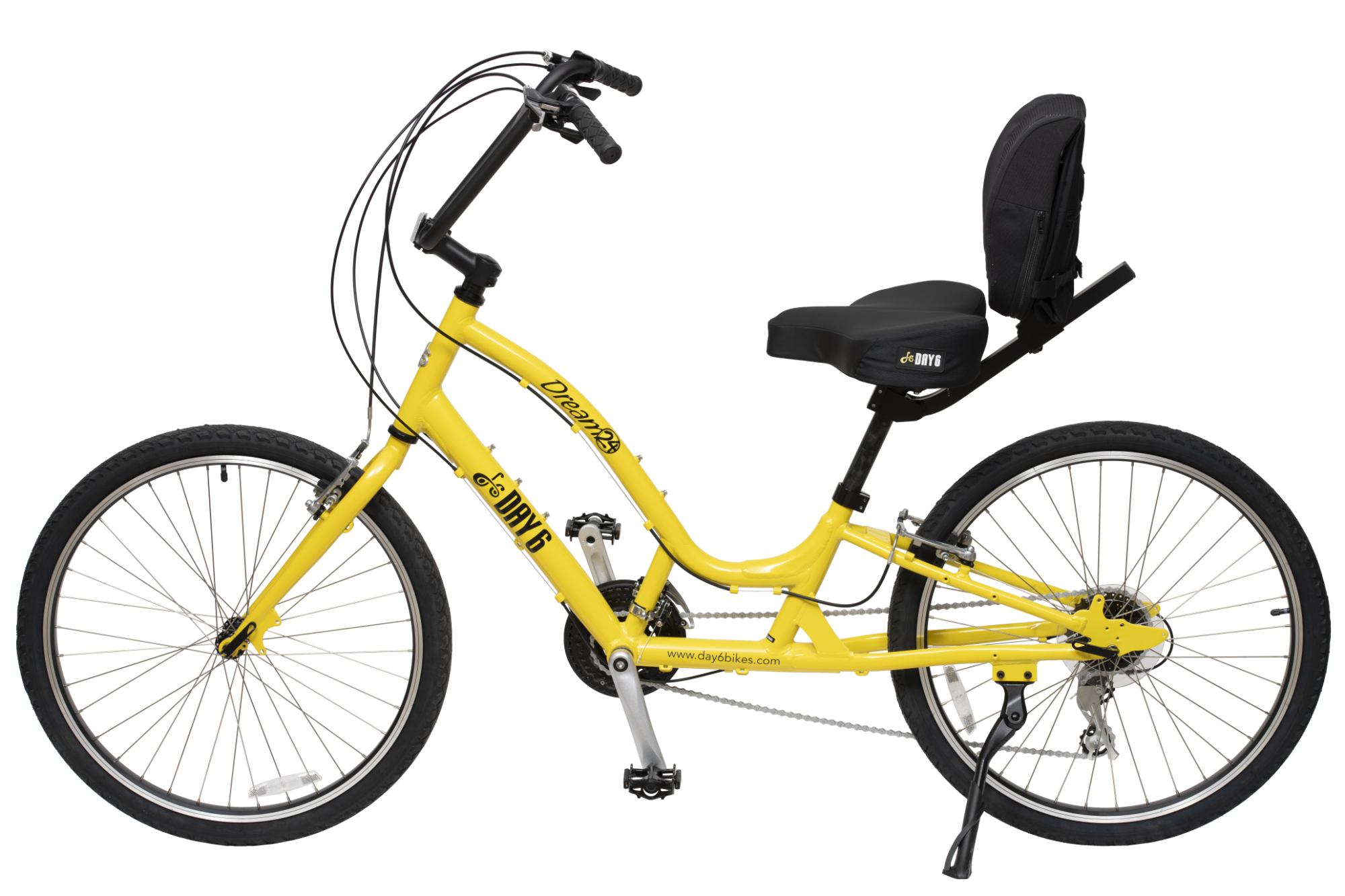Dream24/Small/Metallic Yellow/Contour Seat