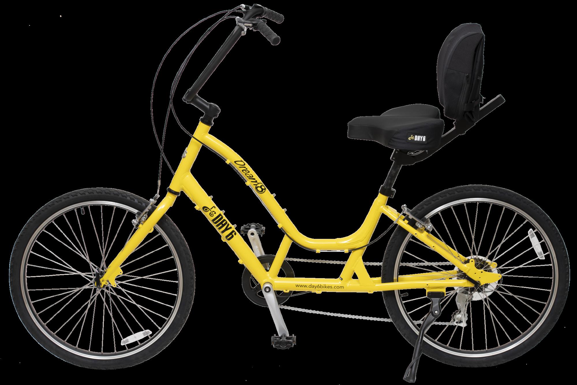 Dream8/Large/Metallic Yellow/Contour Seat