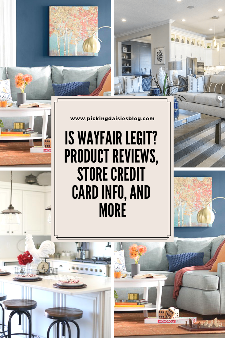 Is Wayfair Legit? Product Reviews, Store Credit Card Info, and More