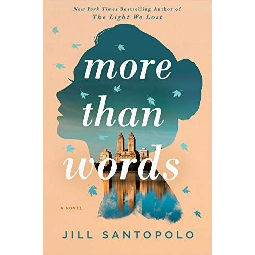 BOOK REVIEW: More Than Words by Jill Santopolo