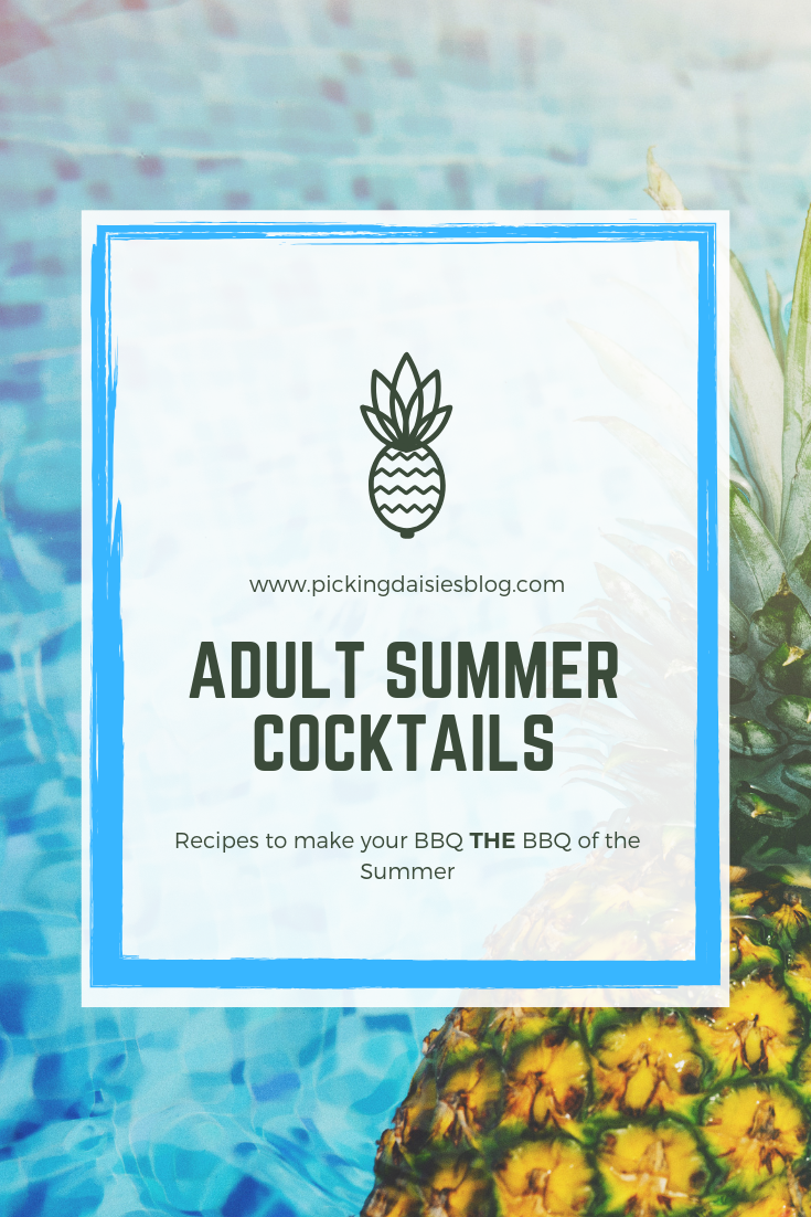 Heritage Distilling Co. Adult Summer Cocktail Recipes