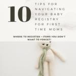 Picking Daisies Blog Baby Registry
