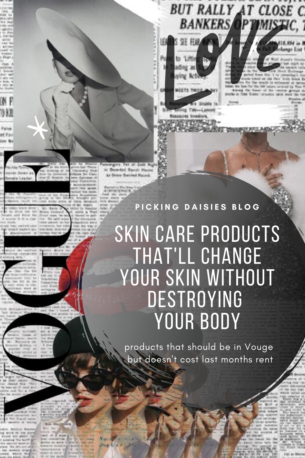 Skin Care Products That'll Change Your Skin Without Destroying Your Body