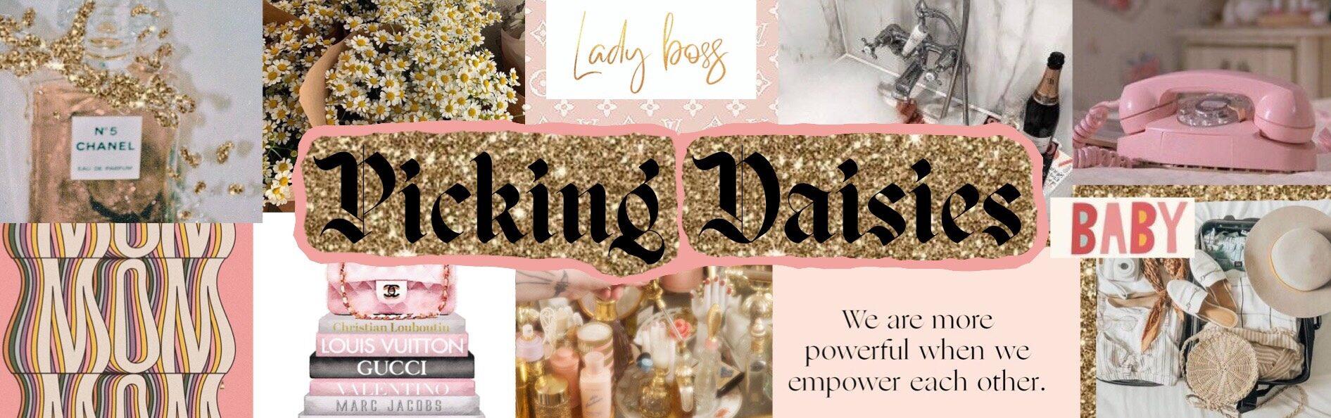 Picking Daisies Blog