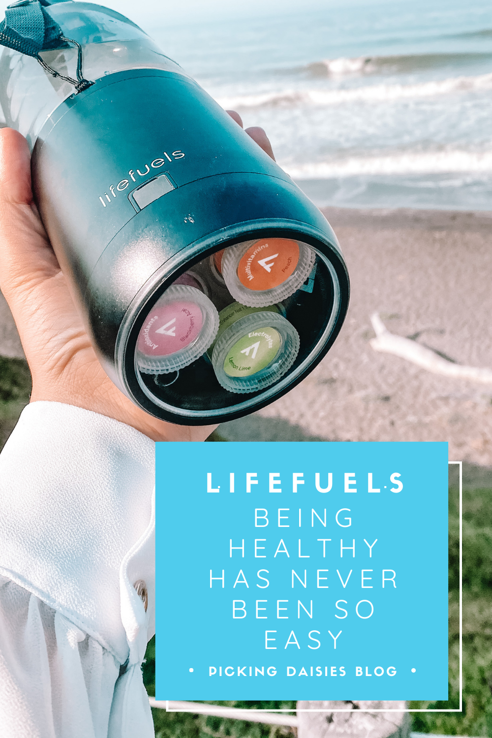 LifeFuels: Being Healthy Has Never Been So Easy