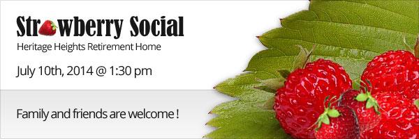 Strawberry-Social