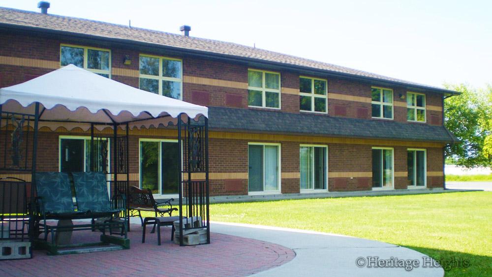 Retirement Residences Cornwall Ontario