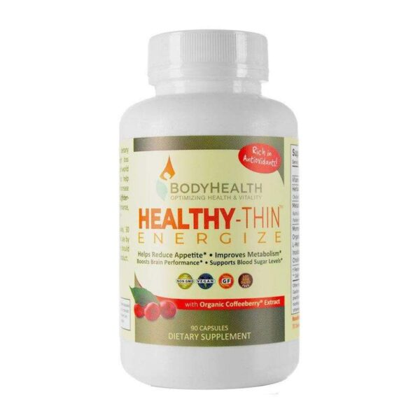 Alma Supplements - Health Thin