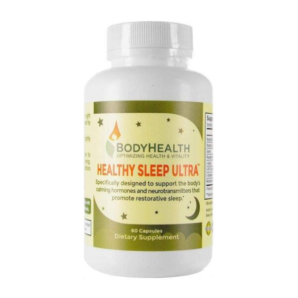 Alma Supplements - Healthy Sleep Ultra