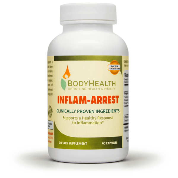 Body Health - Inflam-Arrest - Alma Supplements