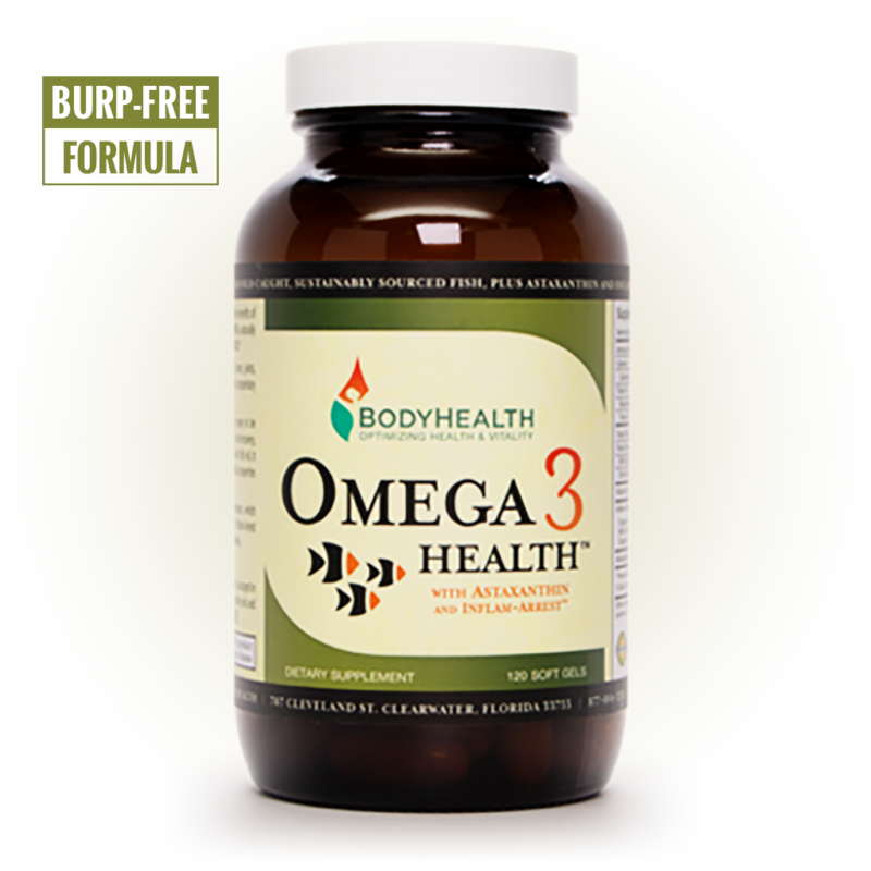 Omega-3-Health - Alma Supplements