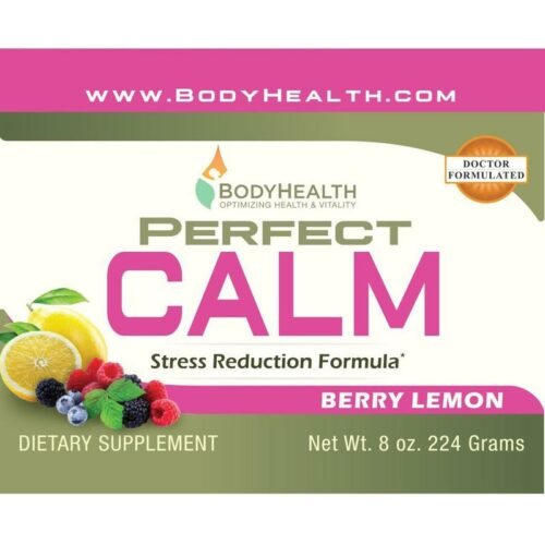 Perfect Calm – Berry Lemon – 16 oz