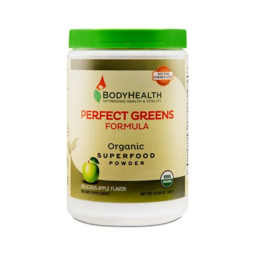 Perfect Greens – Organic Superfood Blend