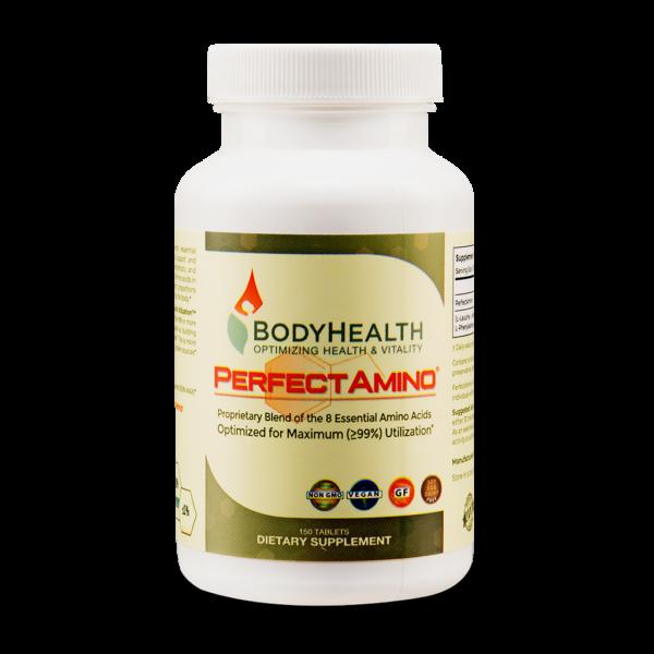 PerfectAmino 150 ct - Alma Supplements