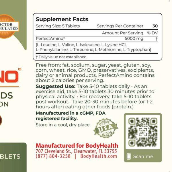 Tablets - Alma Supplements - perfectamino-essential-amino-acids-150-tablets-Label-1c_800x