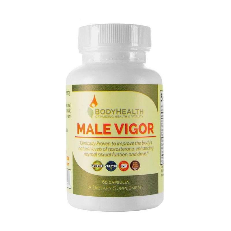 Male Vigor – 60 Capsules