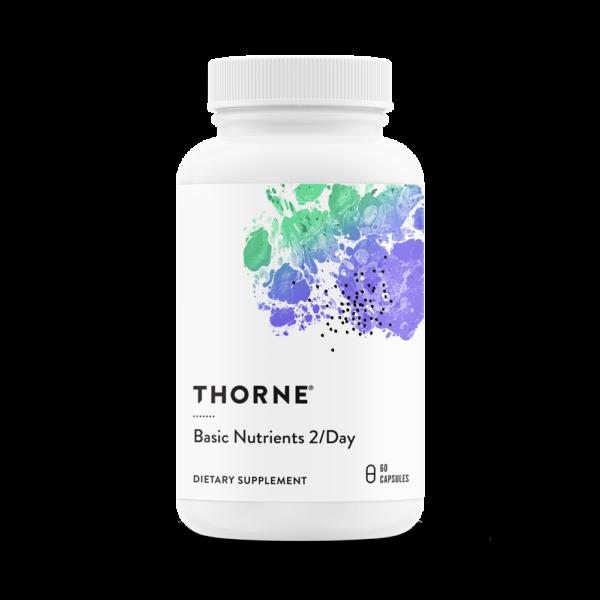 Alma Supplements - Basic Nutrition