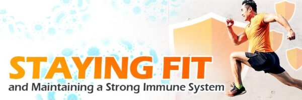 Stay Home And Stay Fit For A Strong Immune System