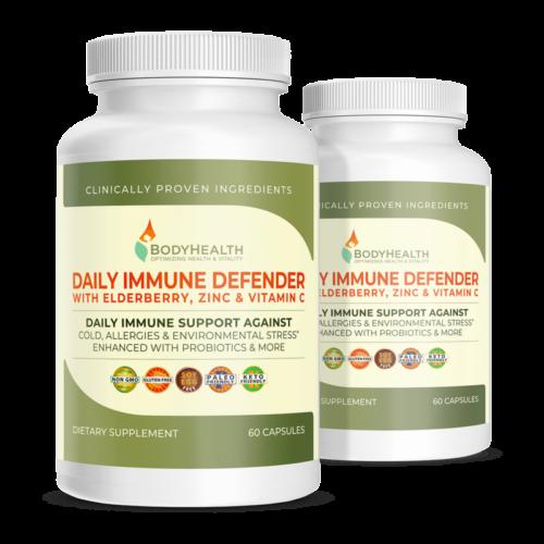 Daily Immune Defender – 60 Capsules