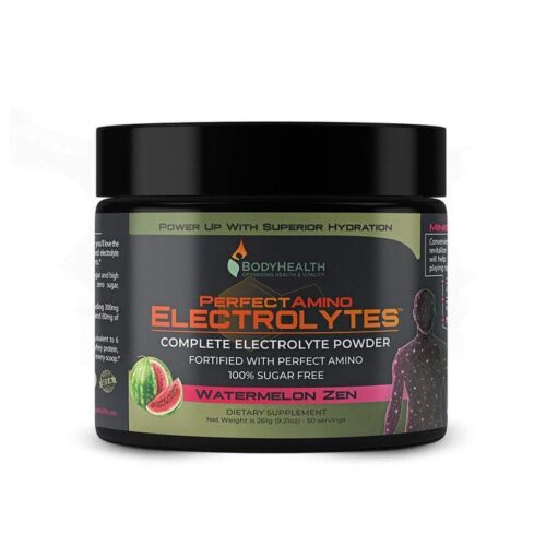 Perfect Amino Electrolytes – Watermelon Zen