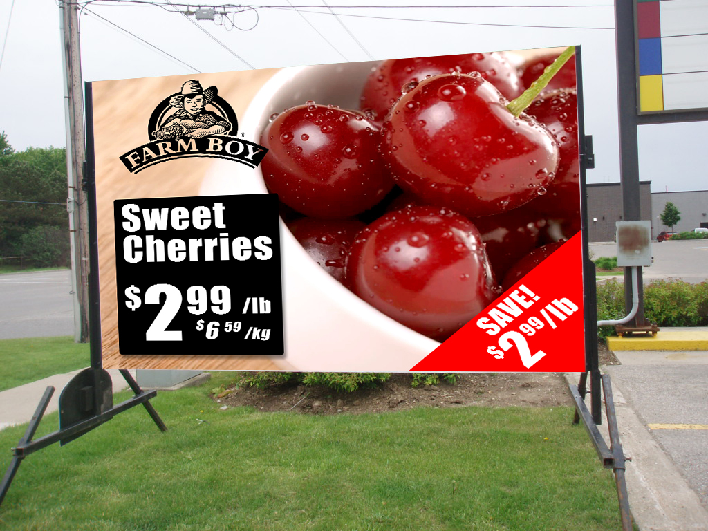 Outdoor Business Signs in London, Ontario