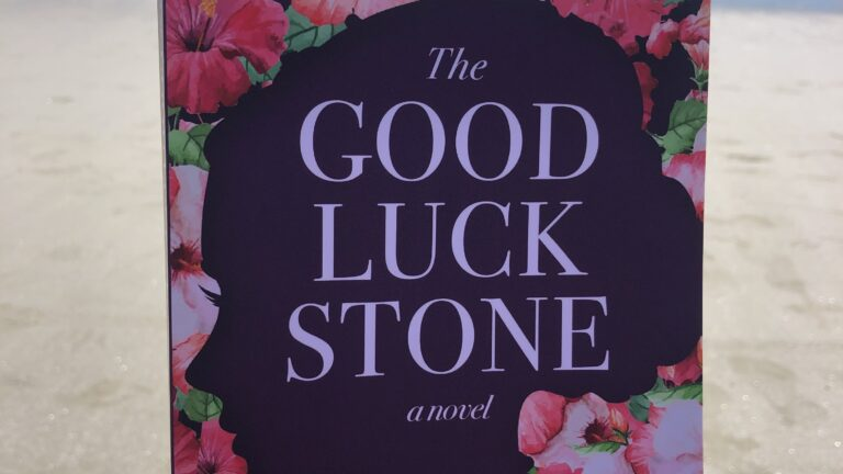 The Good Luck Stone by Heather Bell Adams