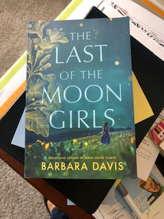 The Last of the Moon Girls    by Barbara Davis