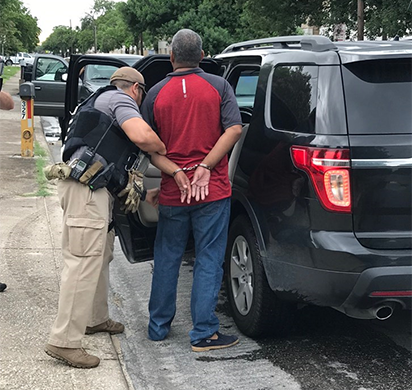 ICE arrests 52 in South, Central Texas during a 4-day enforcement surge /  English & Spanish Version