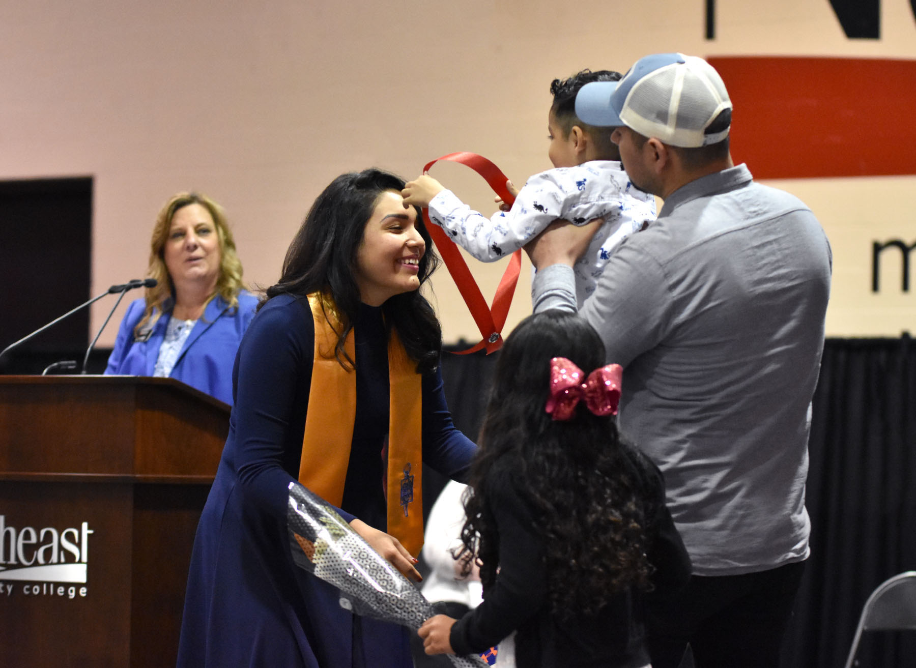 Pinning ceremony held for Northeast Community College nursing students, English & Spanish Version