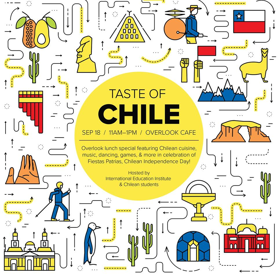 WITCC celebra el evento Taste of Chile / English and Spanish Version