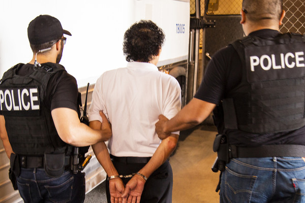 ICE arrests 2 during Operation No Safe Haven in Georgia