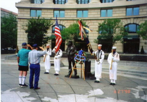 09-Our First Memorial Service