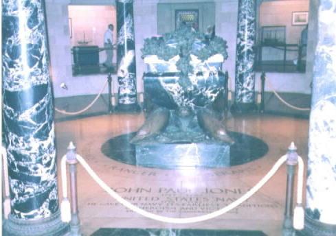 11-John Paul Jones Crypt