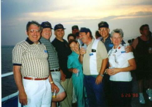 12-Dinner Cruise on the Chesapeake Bay