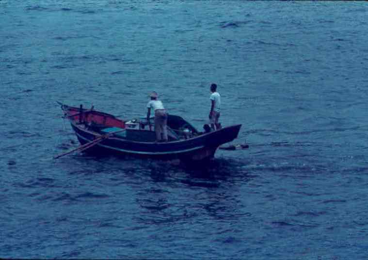 Fishing Boat small