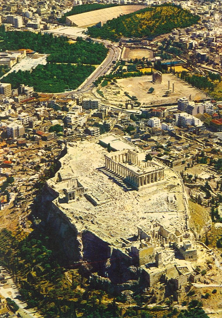 GENERAL VIEW OF ACROPOLIS